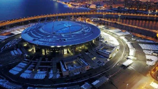 Estadio San Petersburgo