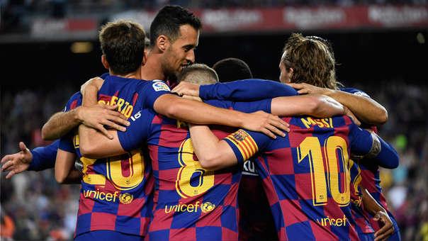 Barcelona vs. Villarreal