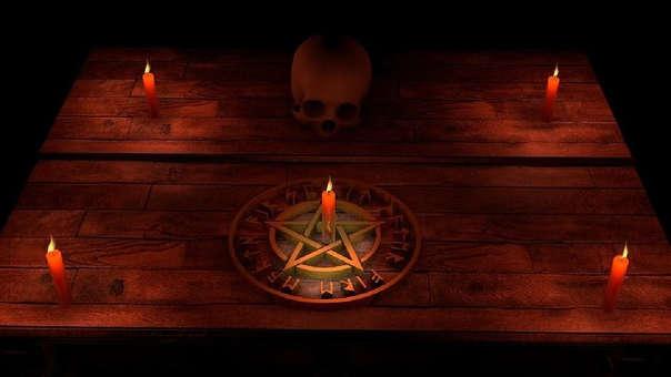 Ritual satánico