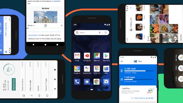 Android GO está pensado para equipos hasta de 1,5GB de RAM