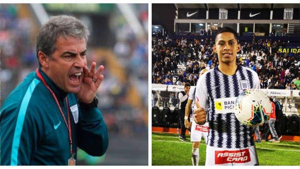 Pablo Bengoechea sobre Kevin Quevedo