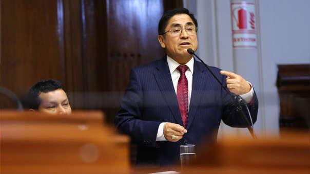 El último lunes, el exmagistrado dijo a RPP estar conforme con la sentencia de la Audiencia Nacional de España