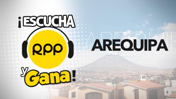 Escucha y Gana con RPP en Arequipa