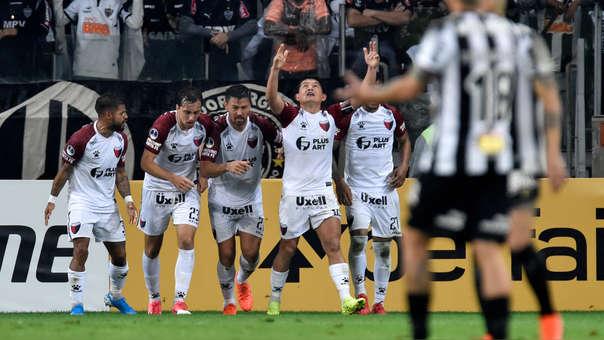 Atlético Mineiro vs. Colón de Santa FE