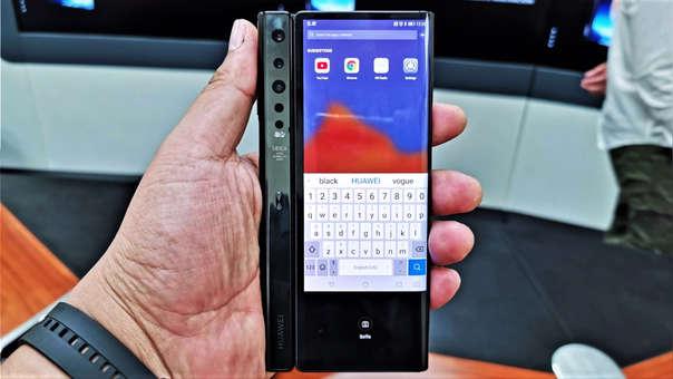 Huawei Mate X se ofrecerá en octubre en mercados seleccionados