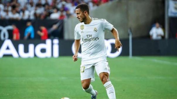 Eden Hazard sobre Real Madrid vs. Atlético de Madrid:
