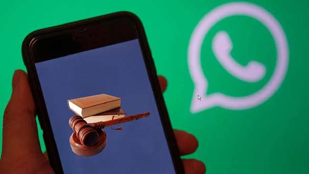 WhatsApp y legalidad