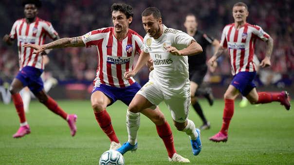 buscar oficial venta barata del reino unido mejor servicio Real Madrid vs. Atlético de Madrid: resultado, crónica y ...