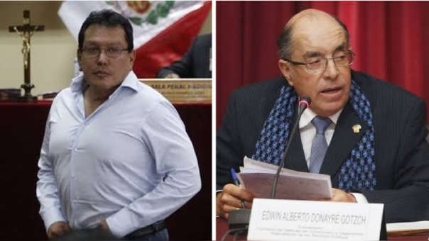 Moreno/Donayre