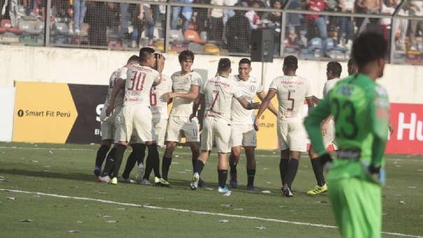 Alianza Lima cayó 1-0 ante Universitario y se alejó de la punta del campeonato