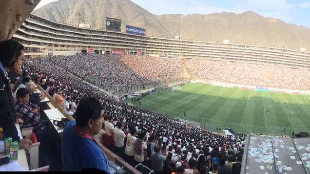 Universitario de Deportes vs. Alianza Lima