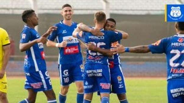 Santos está en la punta de la Liga 2 del fútboil peruano