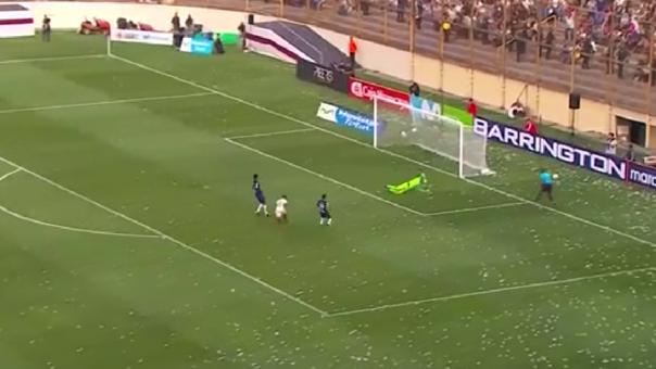 ¡Atajadón! Pedro Gallese evitó el segundo gol de Universitario ante Alianza Lima