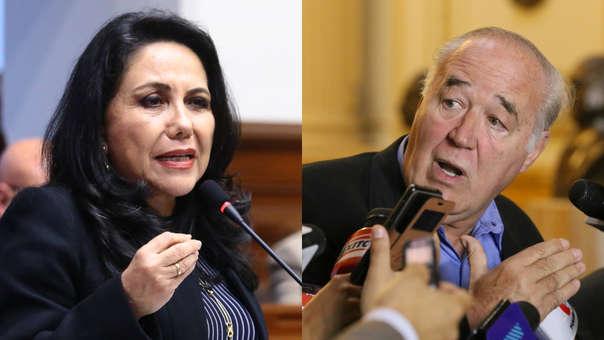 Gloria Montenegro-Víctor Andrés García Belaunde