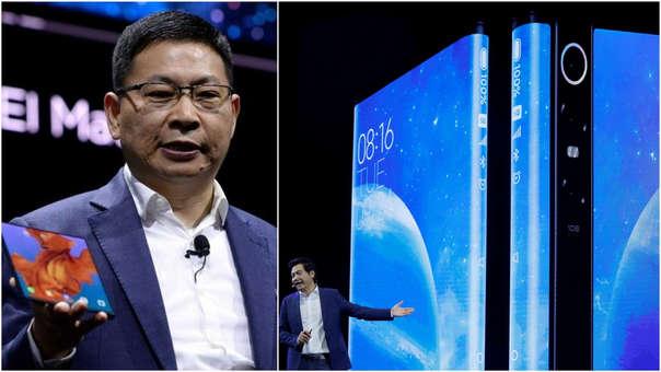 Huawei no mira con buenos ojos lo último de Xiaomi.