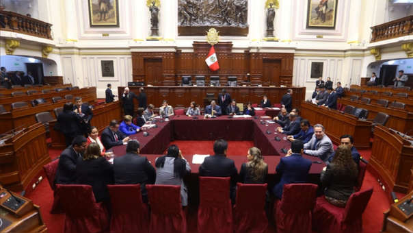 La Comisión Permanente del Congreso es la que se quedará a cargo del Poder Legislativo.