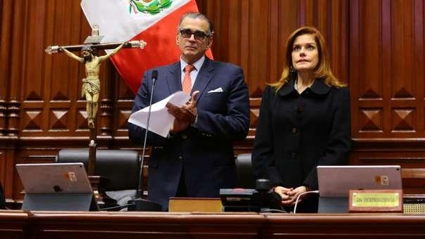 Congresista presentó denuncia ante el Ministerio Público.