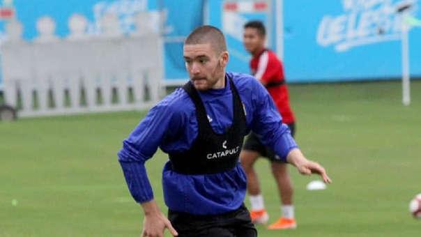Paulo Gallardo vuelve a Sporting Cristal tras retirarse por su religión