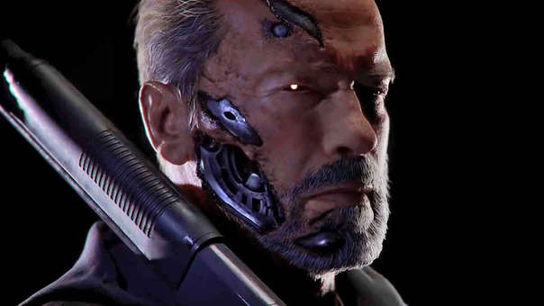 Terminator MK 11