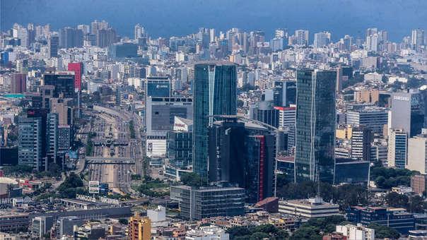 El Banco Central de Reserva estima que la economía peruana crecerá 2.7% este año, cifra similar a la registrada en 2017 por el Fenómeno de El Niño costero.