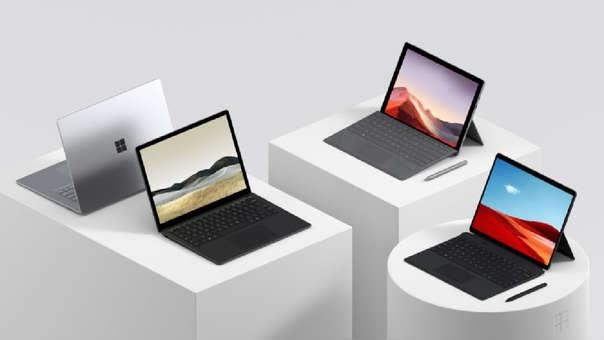 Microsoft presenta una nueva generación de Surface