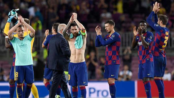 Barcelona vs. Inter de Milán