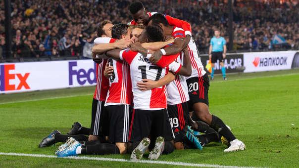 Feyenoord vs. Porto