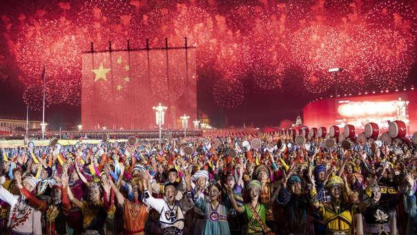 China, el país comunista de mayor importancia a nivel mundial, celebro el último martes su aniversario 70.