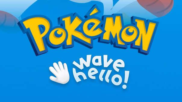 Pokémon Wave Hello!