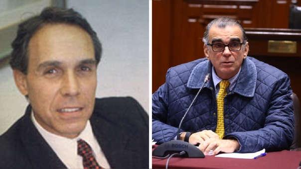 Gonzalo Ortiz de Zevallos y Pedro Olaechea