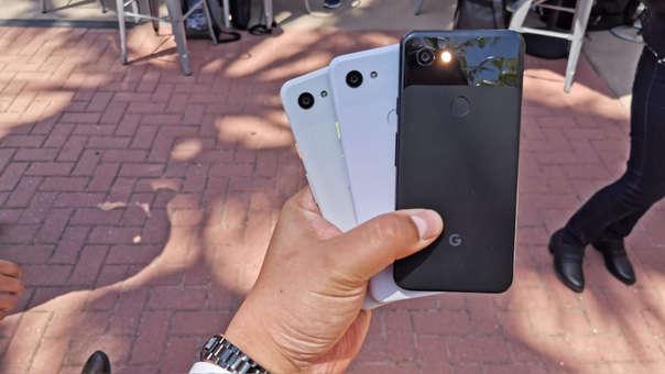 Los Pixel 4 se renuevan tras la serie 3a presentada en el Google I/O 2019