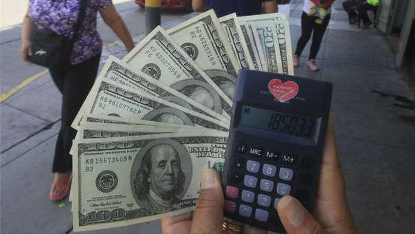 En los últimos doce meses la divisa avanzó 1.53%, de acuerdo con el Banco Central de Reserva.