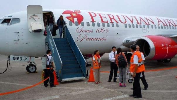 La aerolínea precisó que realiza esfuerzos con nuevos inversionistas a fin de reflotar la empresa para poder continuar dando sus servicios.