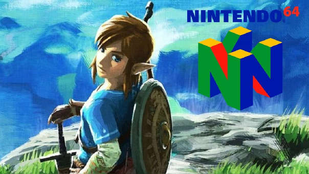 Breath of the wild 2 n64