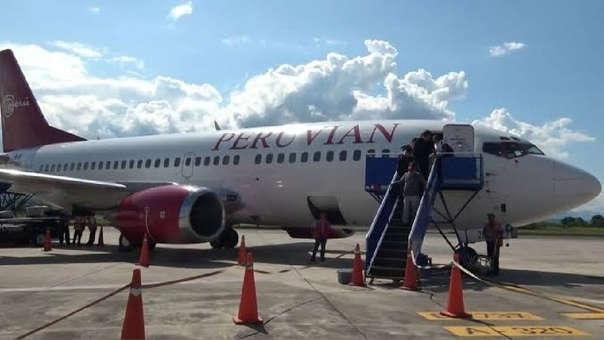 Indecopi-Peruvian Airlines