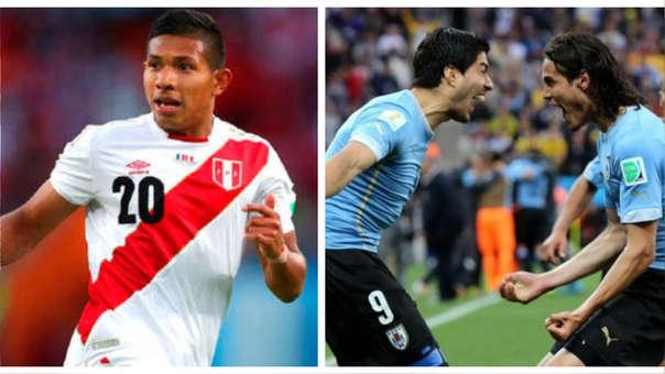 Edison Flores se refirió a la ausencia de Suárez y Cavani previo al Perú vs. Uruguay