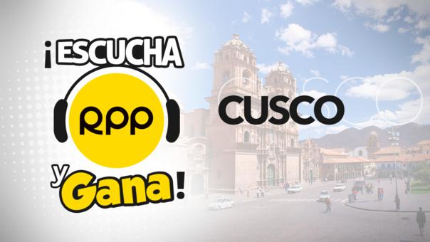 Escucha RPP y gana en Cusco.