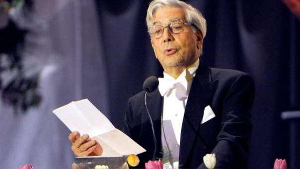 Mario Vargas Llosa y el inesperado día en que ganó el Nobel de Literatura