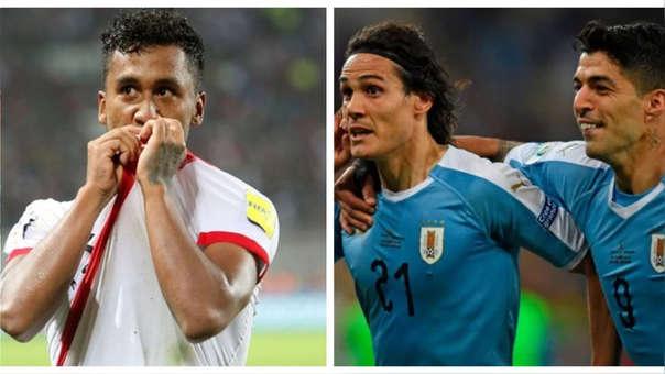 Renato Tapia dijo que las ausencias de Cavani y Suárez no afectarán el duelo ante Uruguay