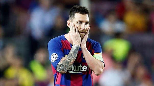 Lionel Messi sobre la fama de su hijo Mateo: