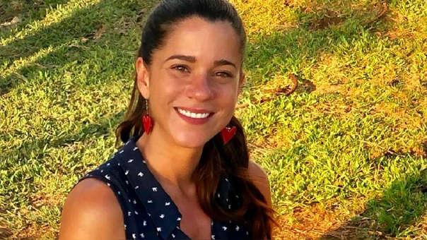 Vanessa Terkes se pronuncia tras ser captada besando a un nuevo galán