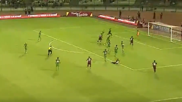 ¡Qué golazo! Darwin Machís estiró la ventaja para Venezuela ante Bolivia en amistoso internacional