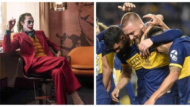 ¿El Guasón es hincha de Boca Juniors? La escena del 'Joker' que se viralizó en las redes sociales