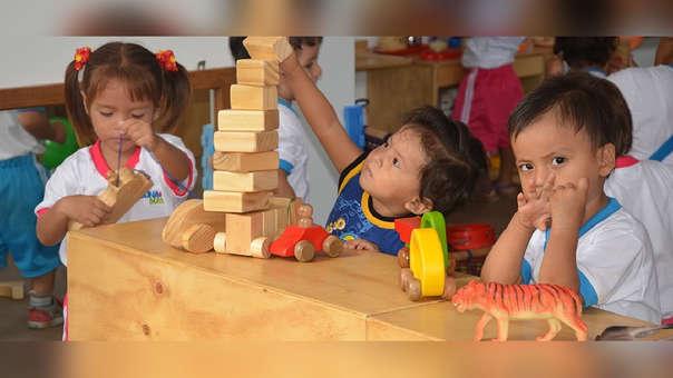 La edad de 0 a 3 años es la más importante en el desarrollo de los niños.