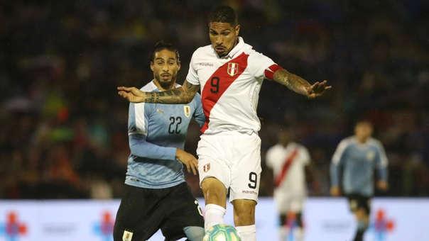 Paolo Guerrero sobre derrota de Perú ante Uruguay