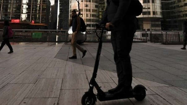 Scooter eléctrico