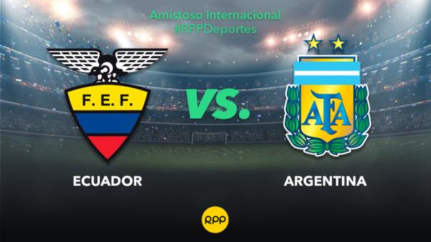Image Result For Vivo Argentina Vs Ecuador Amistoso Vivo Directo Previa