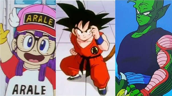 Dragon Ball más fuertes