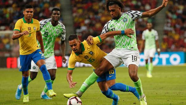 Brasil vs. Nigeria