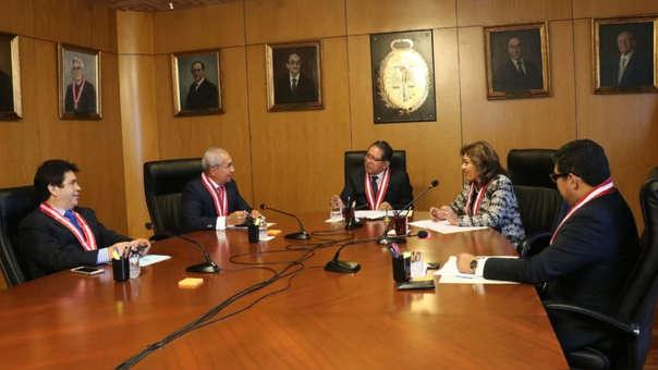 Fiscalía Ministerio Público